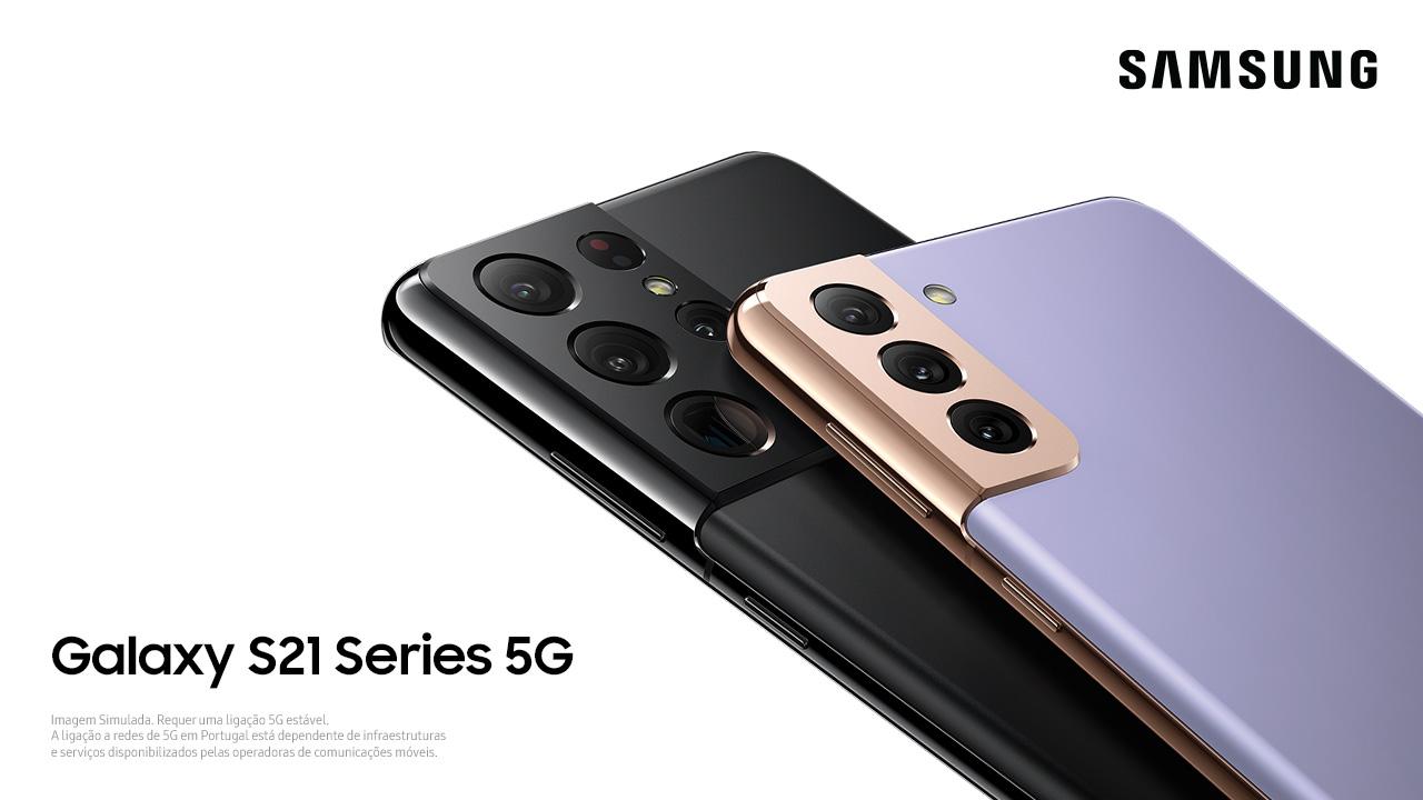 Samsung Galaxy S21 Series na PCDIGA