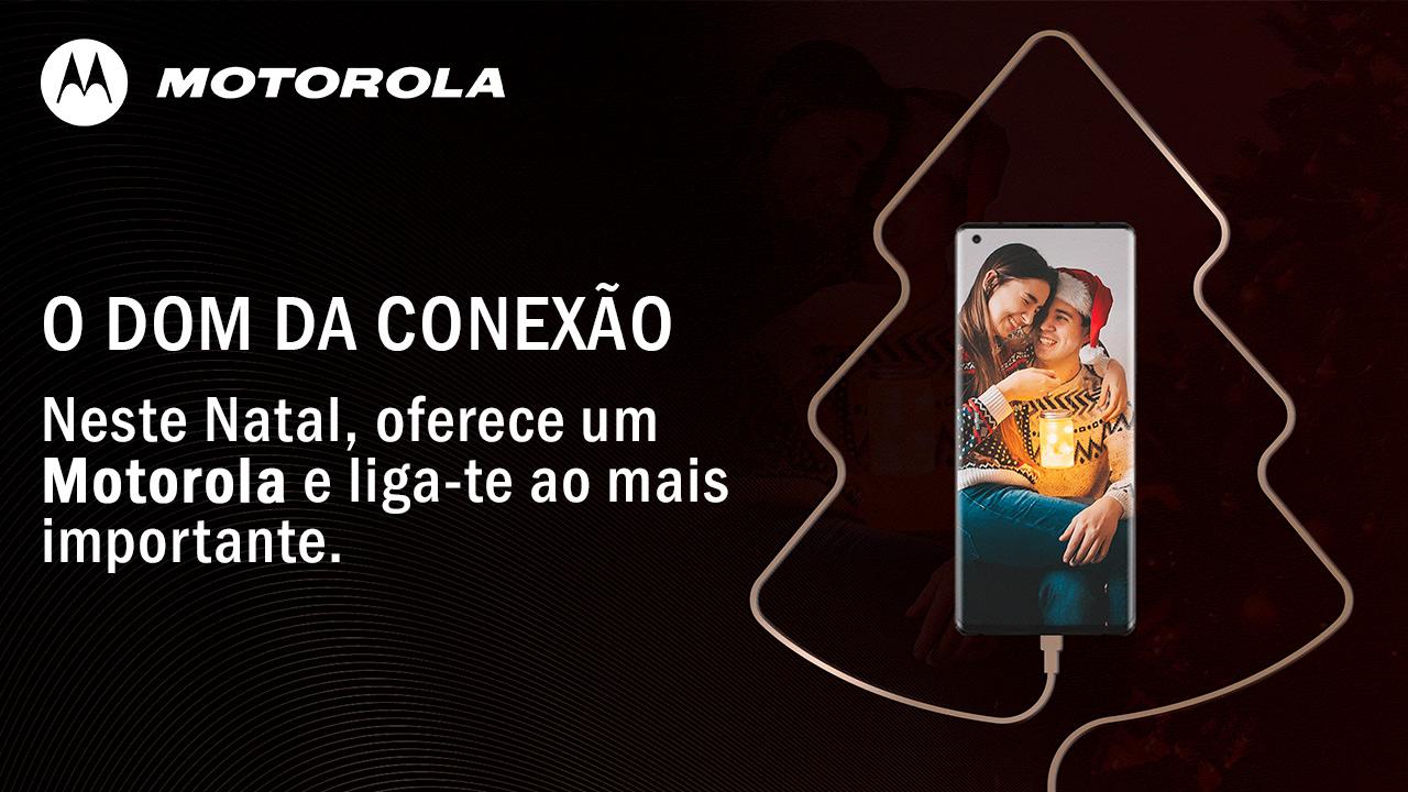 Oportunidades Motorola Neste Natal