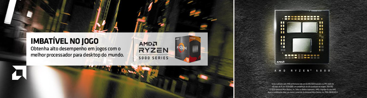 Processadores AMD Ryzen 5000 Series