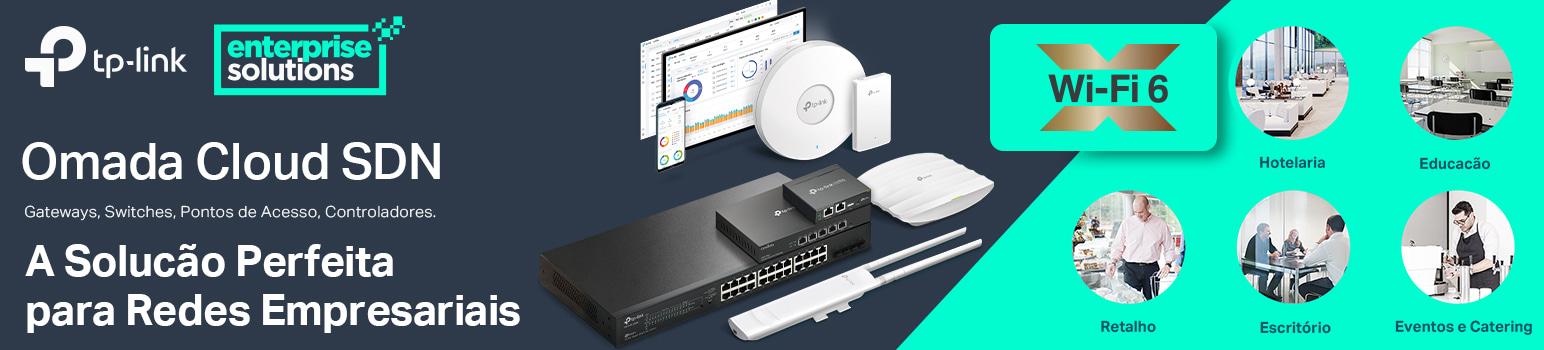 Omada Cloud SDN | A Solução Perfeita para Redes Empresariais