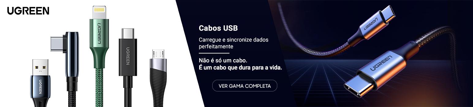 Cabos USB UGREEN