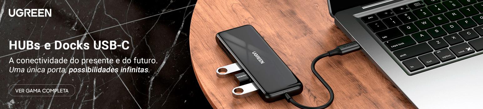 HUBs e Docks USB-C UGREEN