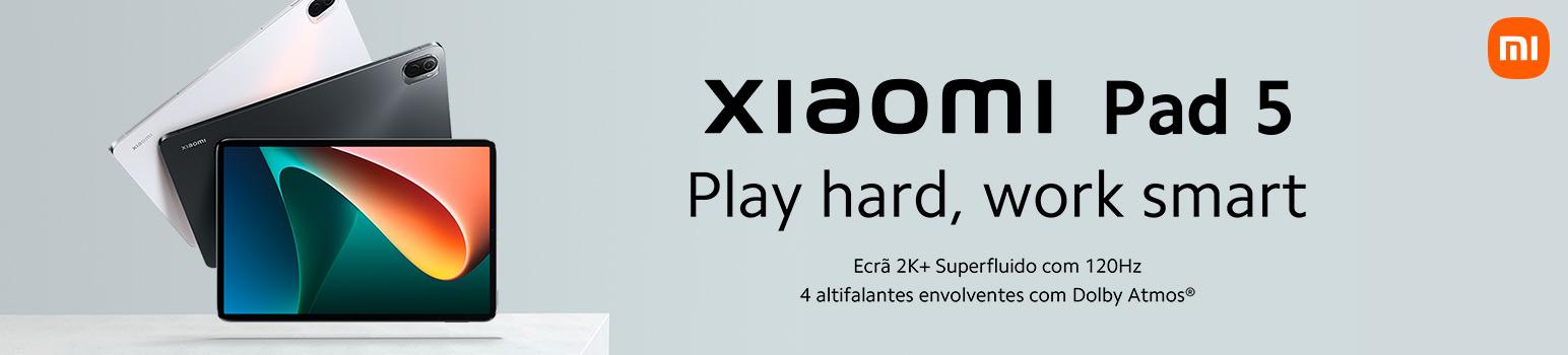 Xiaomi Pad 5 | Play hard, Work Smart.