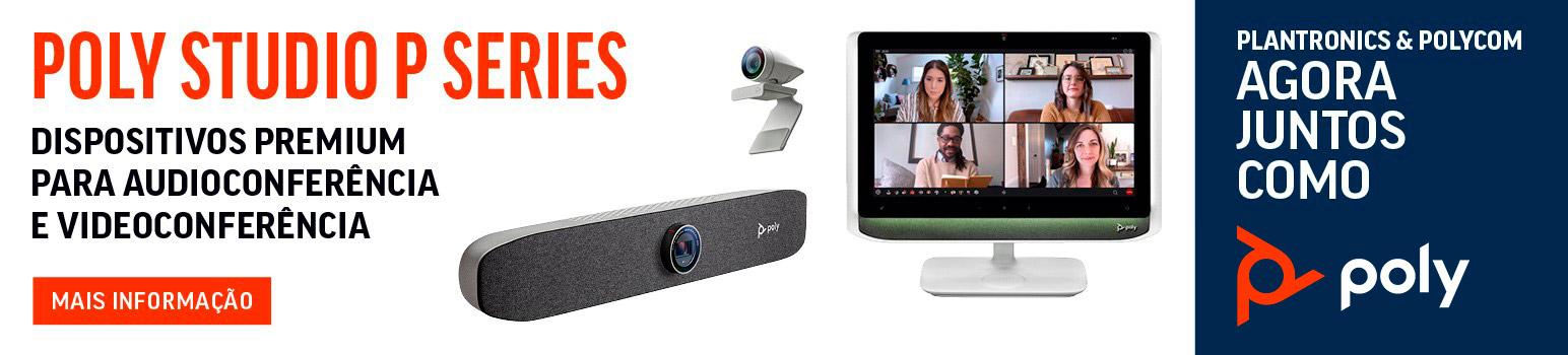 Poly - Dispositivos Premium para Conferência