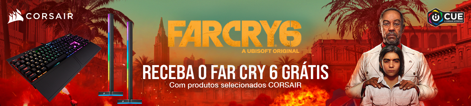 Corsair | Oferta Far Cry 6