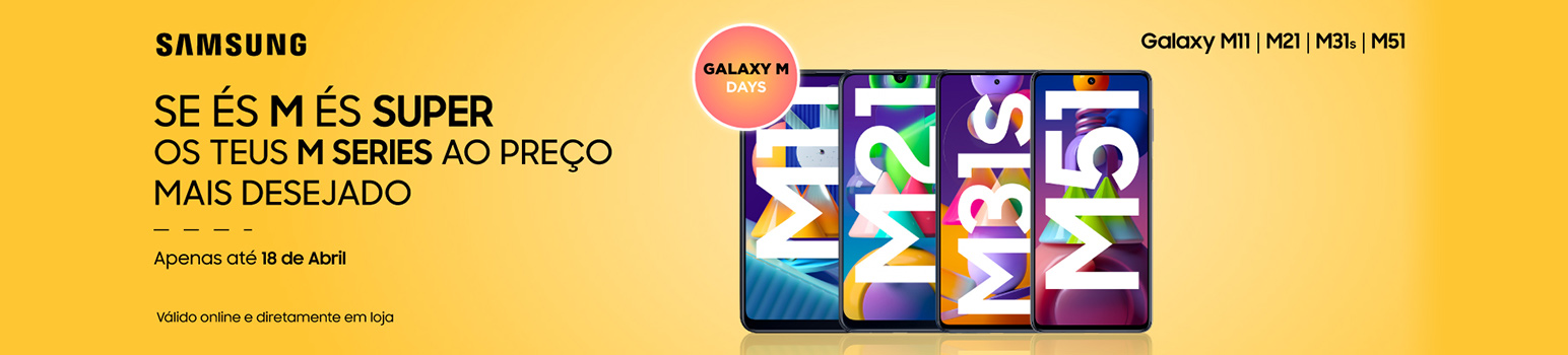 Samsung Galaxy M Days - Se és M és SUPER