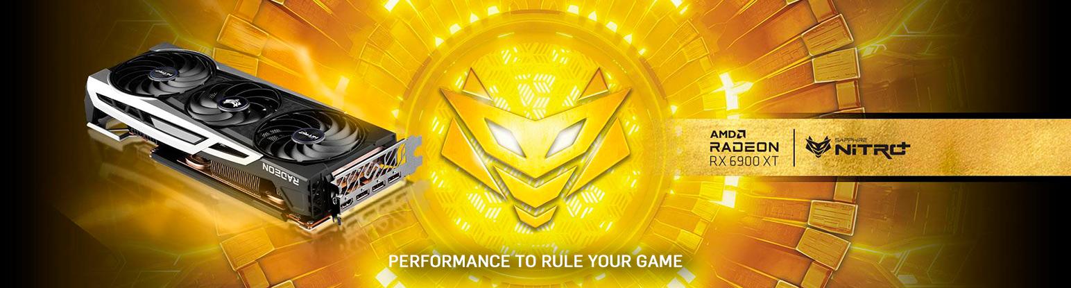 Placa Gráfica Sapphire Nitro+ Radeon RX 6900 XT 16GB GDDR6 OC
