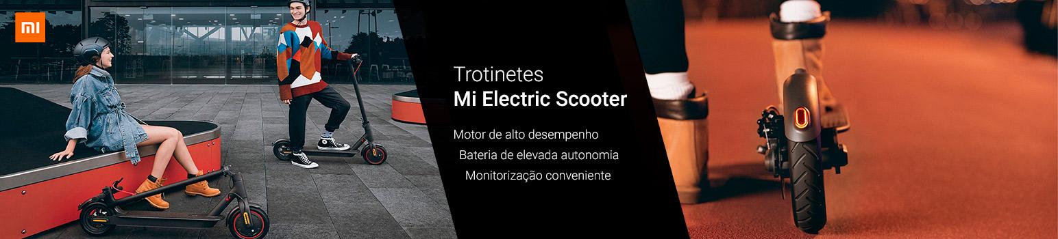 Trotinetes Elétricas Xiaomi - Vá mais longe, graças à sua autonomia superior.
