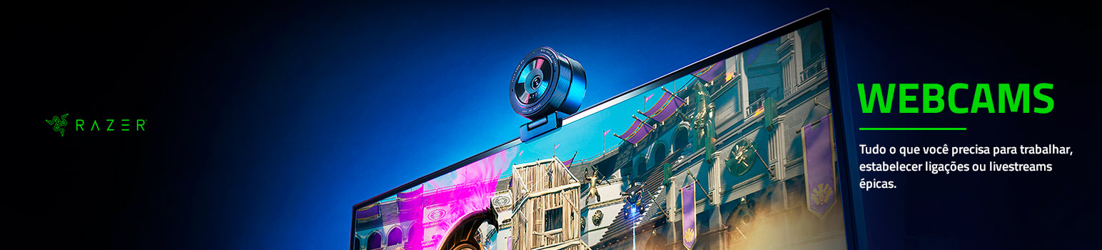Webcams Razer