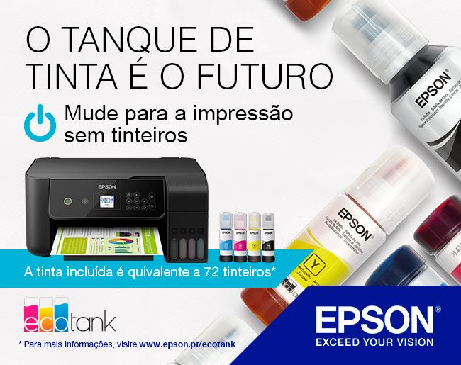 Impressoras Epson EcoTank