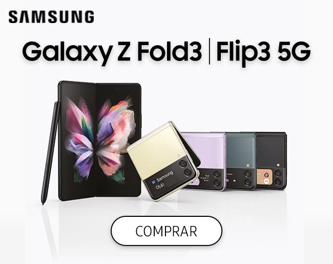 Galaxy Z Fold3 | Flip3 5G - Lançamento v2