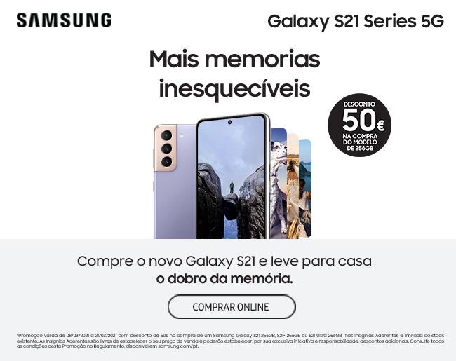 Samsung - Mais Memórias Inesquecíveis