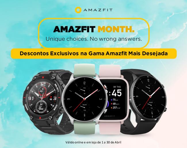 Amazfit Month