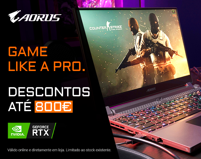 Gigabyte AORUS Days | GAME LIKE A PRO.
