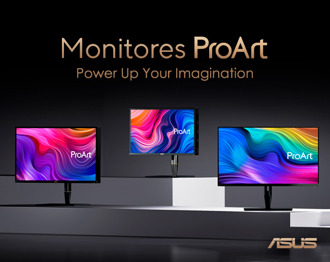 Monitores ASUS ProArt Series
