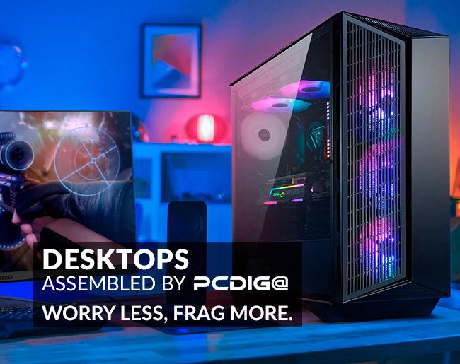 Configurações Assembled by PCDIGA