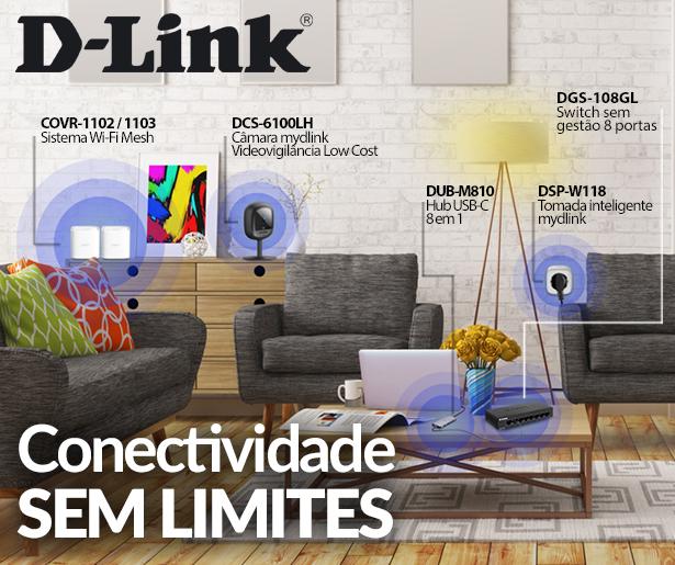D-Link | Conectividade sem Limites