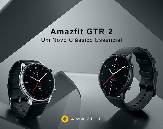 Amazfit GTR 2 - Um Novo Clássico Essencial