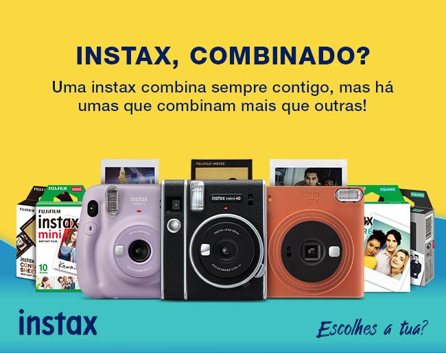 INSTAX, COMBINADO?