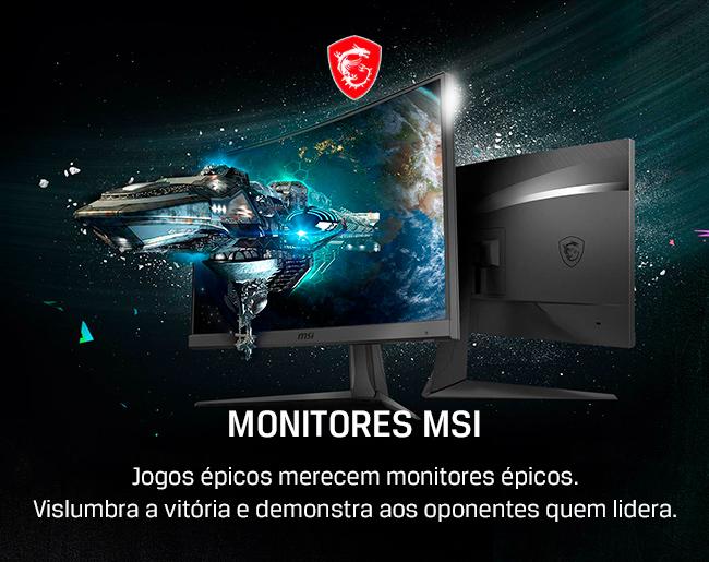Monitores MSI