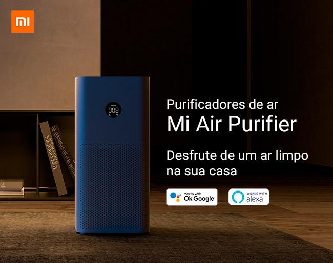 Purificadores de Ar Xiaomi - Desfrute de um ar limpo na sua casa