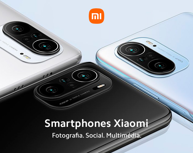 Smartphones Xiaomi - Fotografia. Social. Multimédia.
