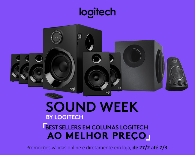 Sound Week by Logitech