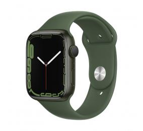 Apple Watch Series 7 GPS 45mm Alumínio Verde c/ Bracelete Desportiva Trevo