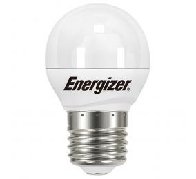 Lâmpada Energizer LED Branco Quente GOLF E27 5.2W/40W 470Lumens 3000K