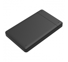 """Caixa Externa 2.5"""" Orico 2577U3 SATA I/II/III para USB 3.0 Micro-B + SATA III Preta"""