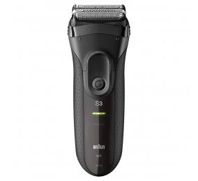 Máquina de Barbear Braun Series 3 ProSkin 3020s Preta