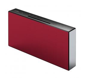 Coluna Portátil Sony CMT-X3CD Hi-Fi Bluetooth Vermelha