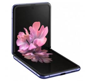 "Smartphone Samsung Galaxy Z Flip 6.7"" 8GB/256GB Dual SIM Mirror Purple"