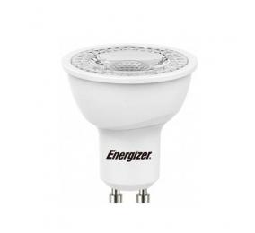 Lâmpada Energizer LED Branco Quente GU10 4.2W/50W 345Lumens 3000K