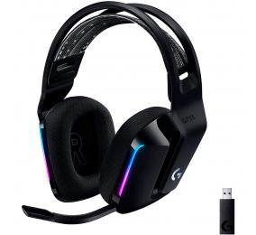 Headset Logitech G733 Lightspeed Wireless RGB Gaming Preto
