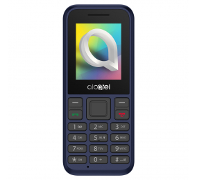 """Telemóvel Alcatel 1066D 1.8"""" Dual Sim Preto"""