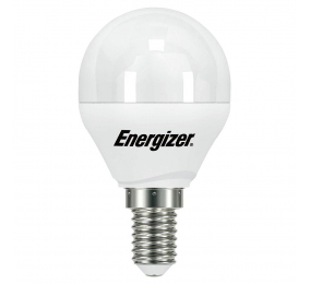 Lâmpada Energizer LED Branco Quente GOLF E14 5.2W/40W 470Lumens 3000K