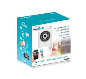 D-Link Câmara Vigilância Day/Night Wireless N