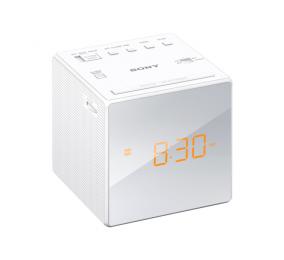 Rádio Despertador Sony ICF-C1 FM/AM Branco