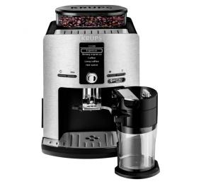 Máquina de Café Expresso Krups Espresso Fully Automatic Espressaria Latte EA82FD10 1450W 15 Bar