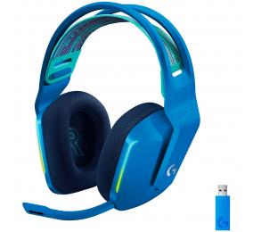 Headset Logitech G733 Lightspeed Wireless RGB Gaming Azul