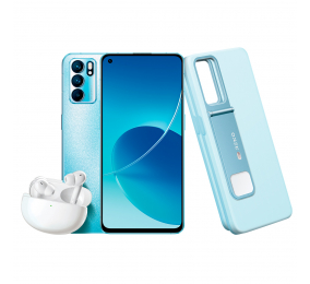 "Smartphone Oppo Reno 6 5G 6.43"" 8GB/128GB Dual SIM Arctic Blue"