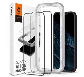 Película Spigen ALM Glass FC 2-Pack iPhone 13 Mini