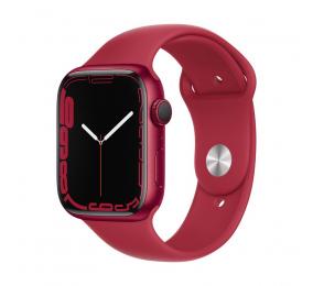 Apple Watch Series 7 GPS 45mm Alumínio (PRODUCT)RED c/ Bracelete Desportiva (PRODUCT)RED