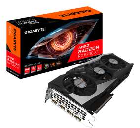 Placa Gráfica Gigabyte Radeon RX 6700 XT Gaming 12GB GDDR6 OC