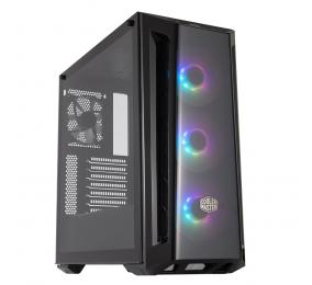 Caixa Extended-ATX Cooler Master MasterBox MB520 ARGB Preta
