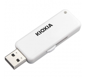 Pen Drive Kioxia TransMemory U203 128GB USB 2.0 Branca