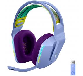 Headset Logitech G733 Lightspeed Wireless RGB Gaming Lilás