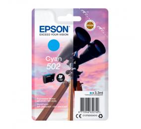 Tinteiro Epson Original Singlepack Cyan 502 Ink