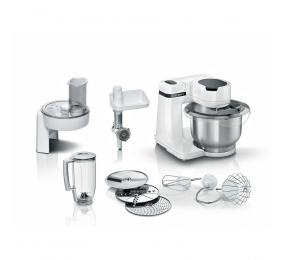 Robot de Cozinha Bosch MUM Serie | 2 700W Branco